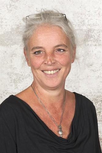 Juffrouw Marjel interne begeleider onderbouw