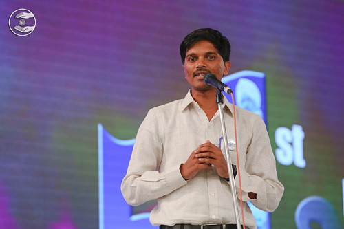 Prof. Avinash Salunkhe from Sangli expresses his views