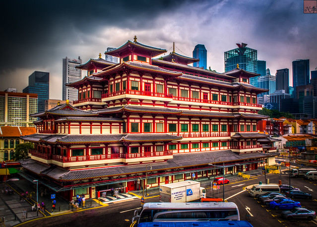 Buddha Tooth Relic Temple and Museum singapore  (1 of 1)