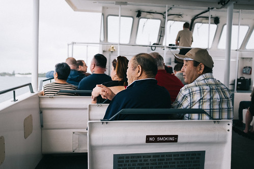 "Image titled ""Boat to USS Arizona Memorial."""