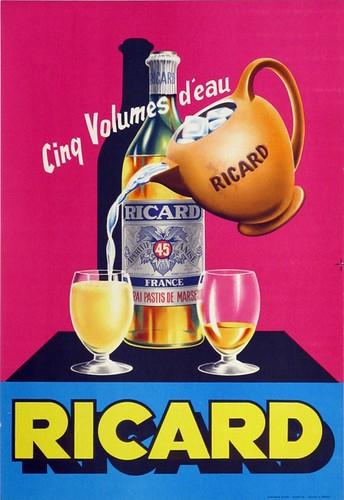 RICARD - c1955