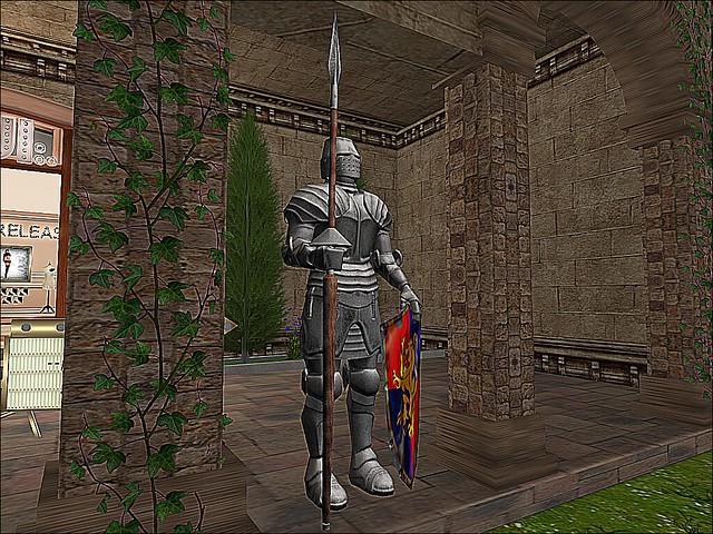 Amui Mainstore & Venus Garden Weddings -Appearing Knightly