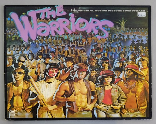 THE WARRIORS ORIGINAL MOTION PICTURE SOUNDTRACK OST | by vinylmeister