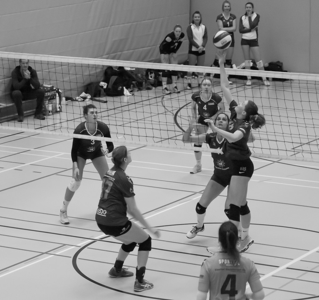 Volley Luzern vs Damen NLB