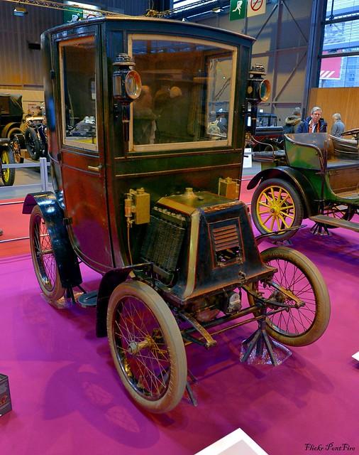 1900 Renault Frères voiturette type C