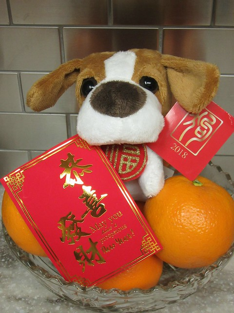 Lucky Year of the Dog