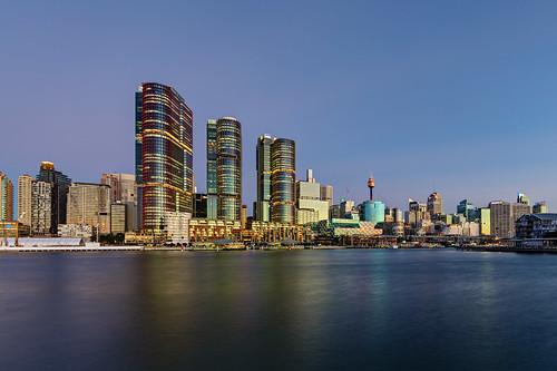 Sydney After Sunset