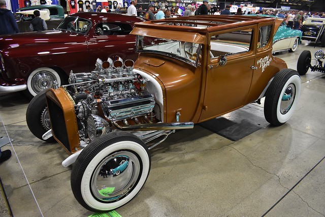 2018 Grand National Roadster Show