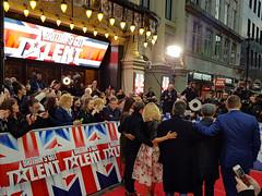 Press photocall at the Palladium, Britain's Got Talent 2018