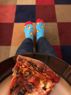 63/365: And the Oscar for best food and socks combo goes to… | by joehribar