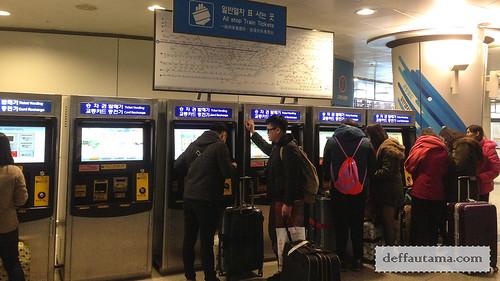 5 hari di Seoul - Ticket Vending Machine | by deffa_utama