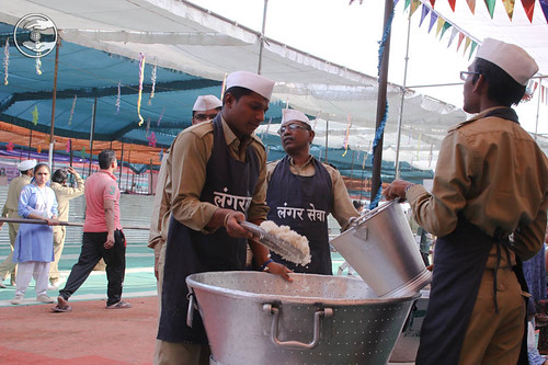 Free Langar for All (Community Kitchen)