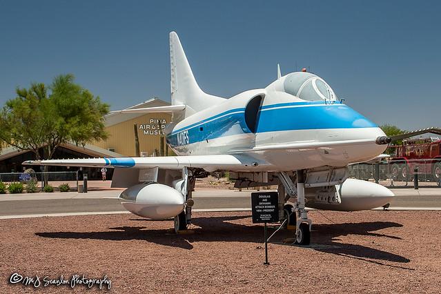 N401FS   Douglas A4D-2N Skyhawk   Pima Air & Space Museum