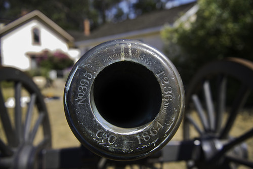 Business End of the Napoleon