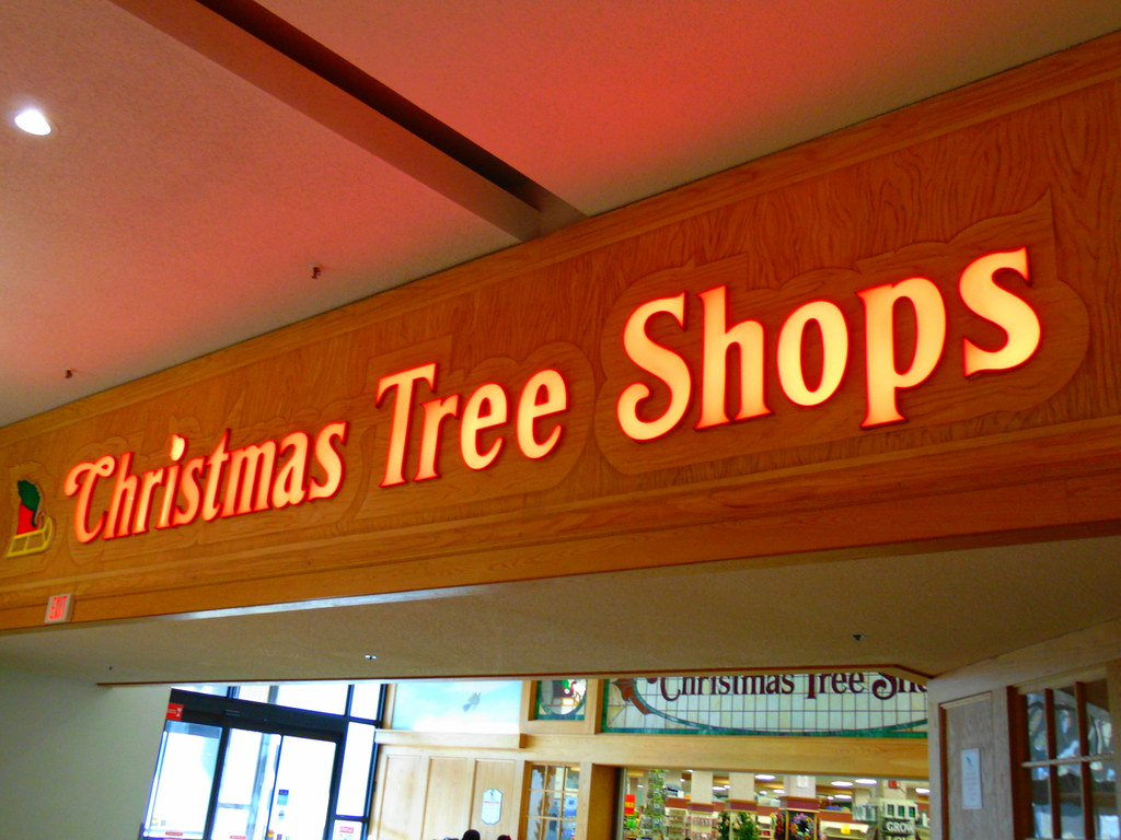 Christmas Tree Shop Holyoke Mall Jjbers Flickr