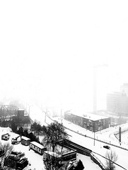 Griffintown Whiteout