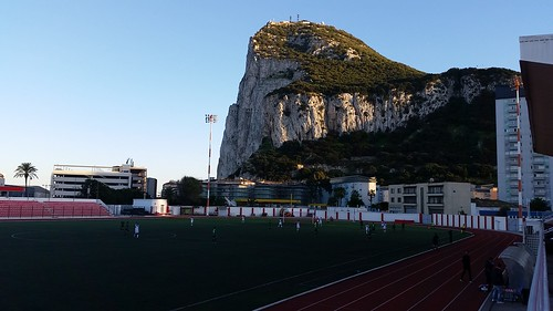 Europa FC v Gibraltar United - Victoria Stadium, Gibraltar Premier League, Sunday 3rd December 2017 | by CDay86