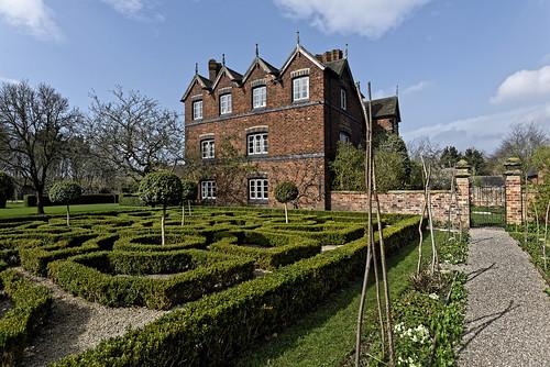 england landscape moseleyoldhall spring staffordshire wolverhampton historical nikon ngc