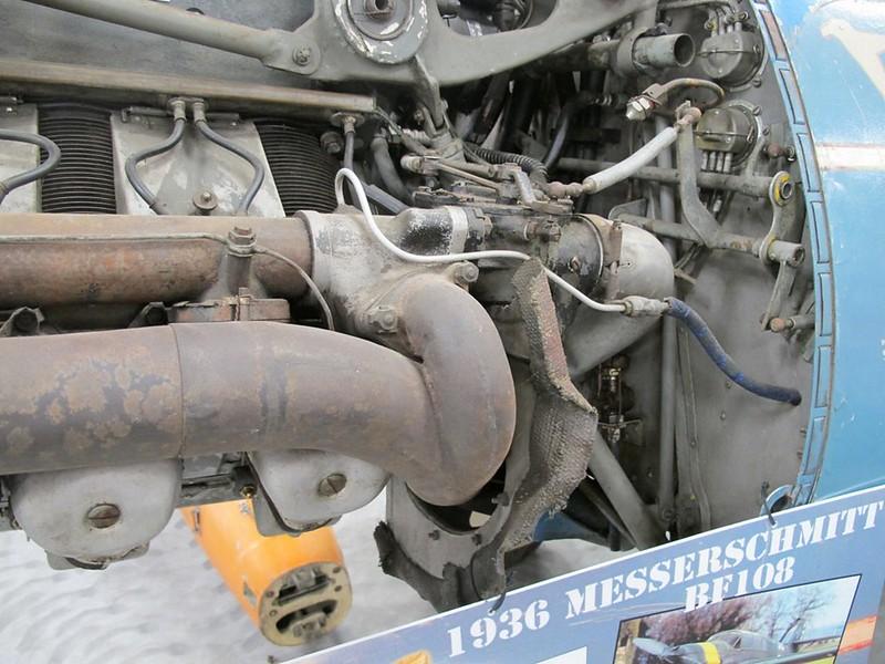 Messerschmitt Me-108 Taifun 6