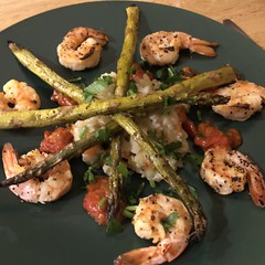 #grilled #shrimp #laBombe #homemade #Food #CucinaDelloZio - 