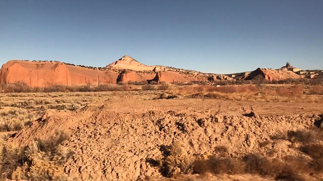 Train Ride to Santa Fe View