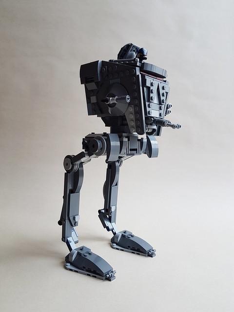 Lego Star Wars First Order AT-ST Michal Kozlowski