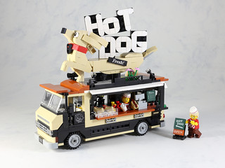 Hot Dogs Food Truck | by LEGO 7