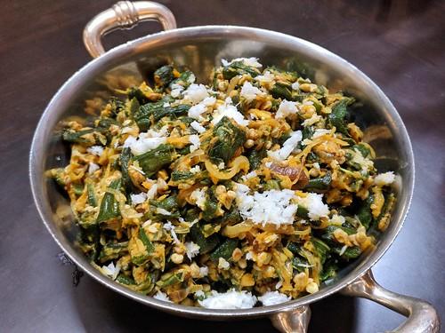 Bhindi Shukem | by fooddrifter