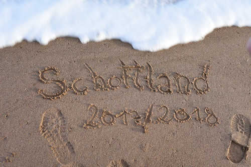 Scotland 2017 - Sand And Tide | by schusterfredl