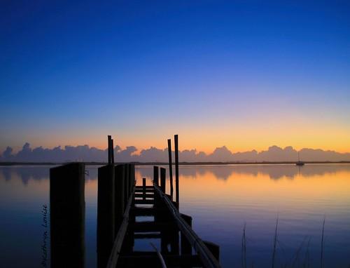 kathrynlouise canon florida seascape dock sunrise peir edgewater intercoastel beach roberthunterlyrics gratefuldeadlyrics