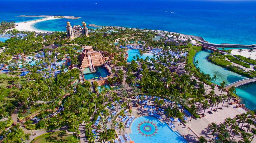 Aquaventure Water Park At Atlantis Paradise Island Flickr