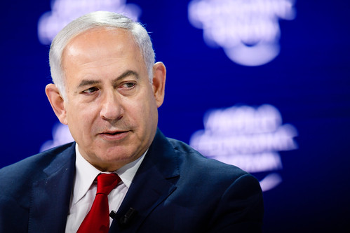 A Conversation with Benjamin Netanyahu, Prime Minister of Israel | by World Economic Forum