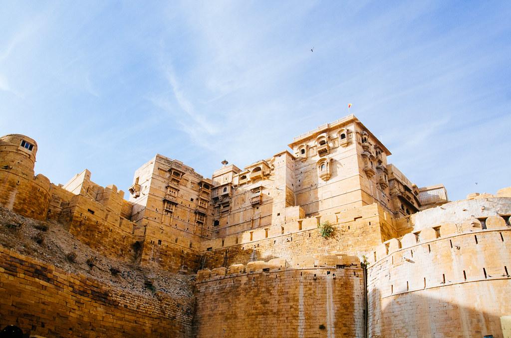 Jaisalmer For-- Jaisalmer
