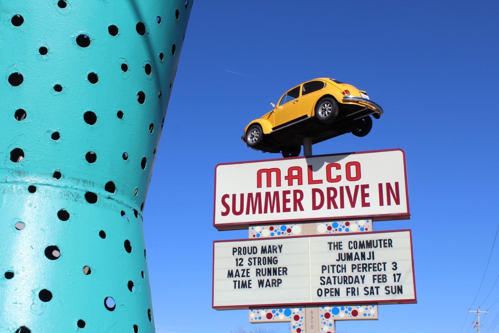 Malco Summer Drive In