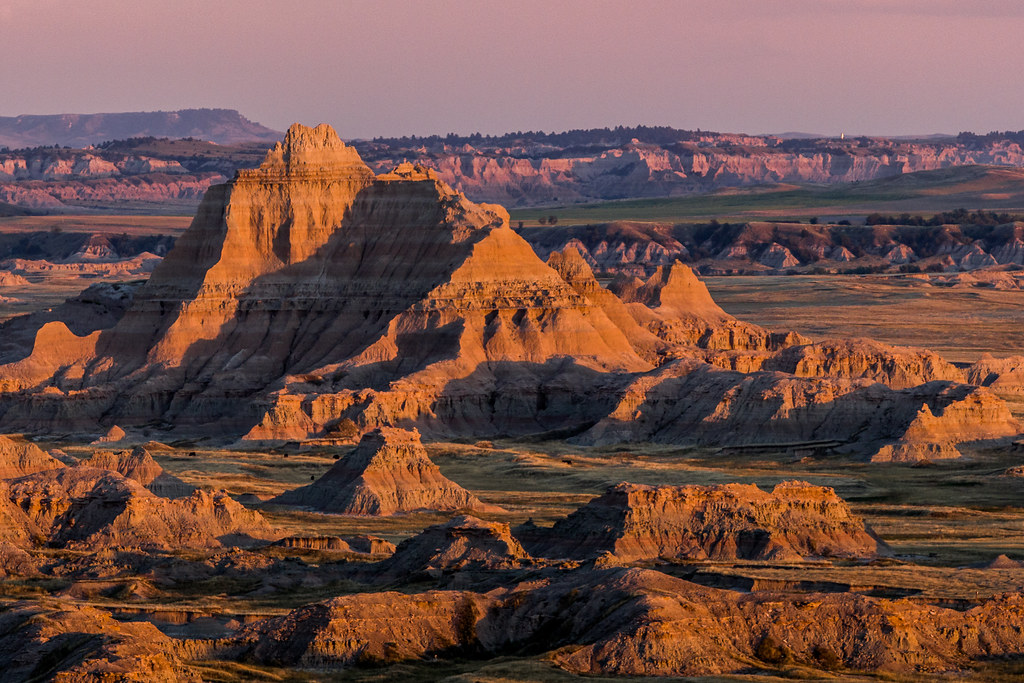 Camping in South Dakota - Christian Collins