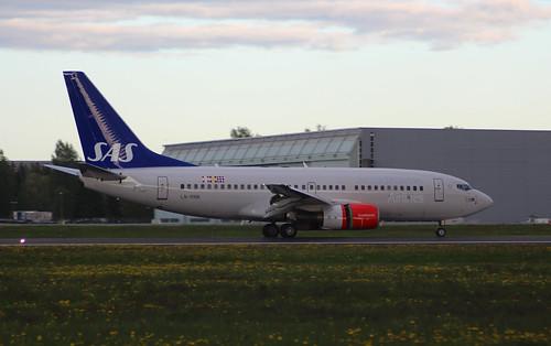 LN-RNN Boeing 737-783 [28315] (SAS Scandinavian Airlines) at Oslo ENGM | by Krister Karlsmoen