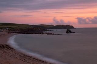 Thurlstone at sunset