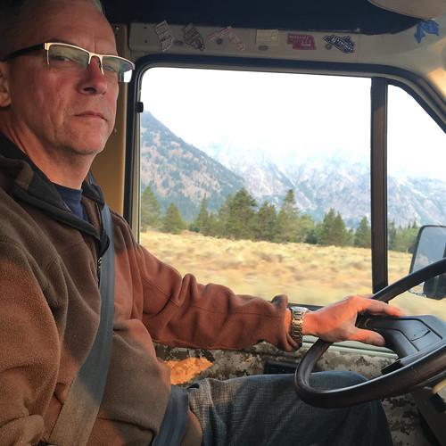 Ken Driving Yellowstone | by bradfordshome4btrv