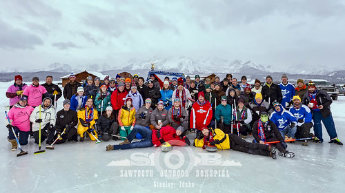 2018 Sawtooth Outdoor Bonspiel Participants
