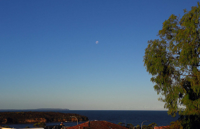 On a Clear Day, You Can See For........