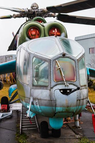 Mi-24 Hind-A | by Sam Wise