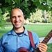 Matt Loosigian with guitar