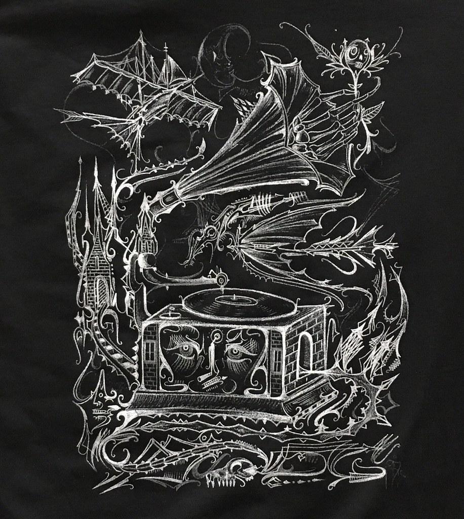 New t shirts available at deuce7art bigcartel com original