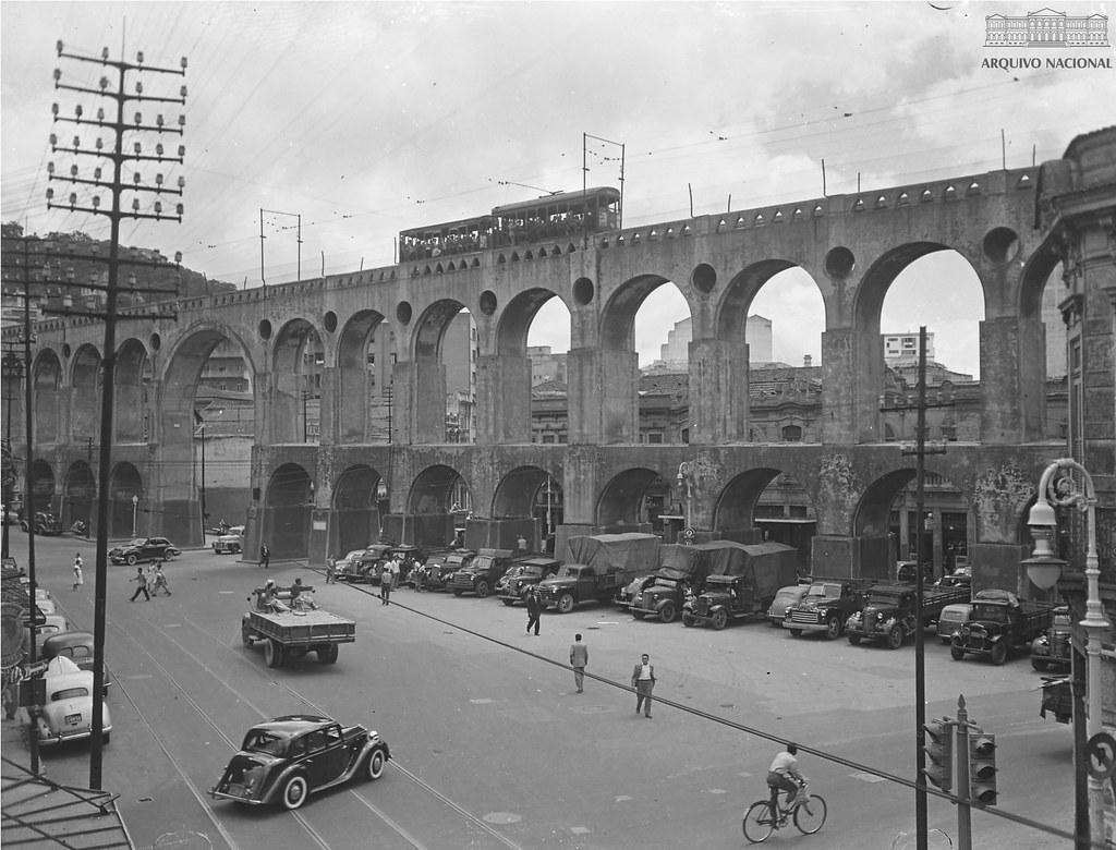 Arcos da Lapa, RJ