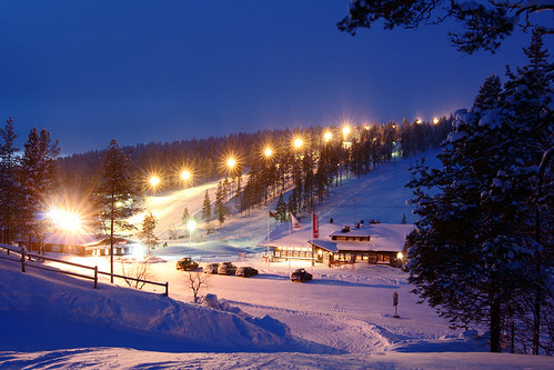 Saariselka Ski & Sport Resort | by niceholidayphotos