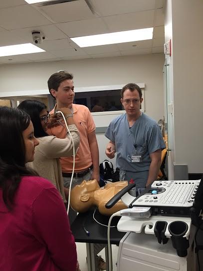 NSLC Medicine: Northwestern Simulation Lab Visit July 15, 2015