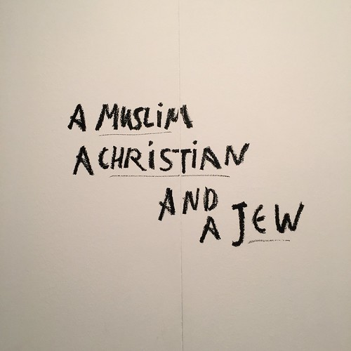 Jewish Museum, Berlin (A Muslim, a Christian and a Jew) | by Olivier Bruchez
