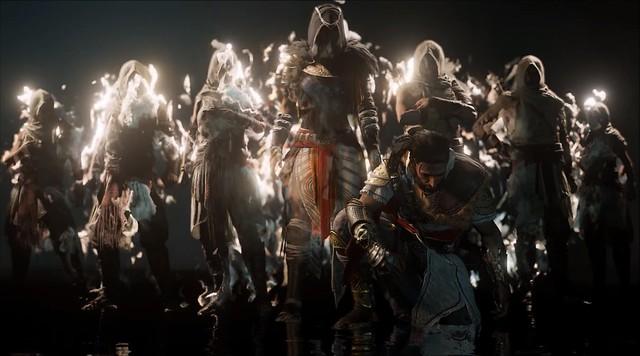 Assassin's Creed Origins - The Hidden Ones - The Order of Innocents
