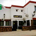 La mairie de Draa Smar مقر بلدية ذراع السمار