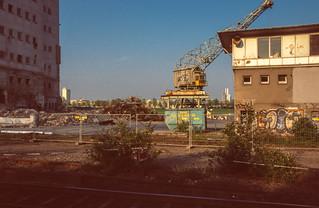 Rheinauhafen April 2002